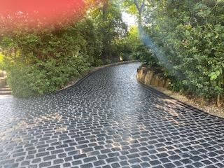 Cobble driveway Batley